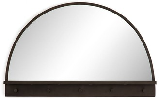 Pottery Barn Maxwell Entryway Mirror with Hooks
