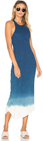 AG Adriano Goldschmied CAPSULE Lateral Dress in Blue