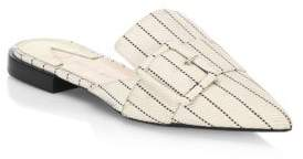 Altuzarra Izy Point Toe Slides