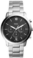 Fossil Neutra Chronograph Bracelet Watch, 44mm