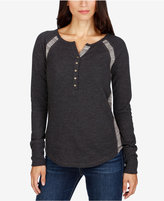 Lucky Brand Thermal Henley Top