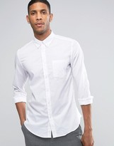 French Connection Long Sleeve Poplin Shirt
