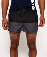 Superdry Sports Active Colour Block Shorts