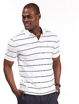 Nautica New Horizontal Stripe Polo