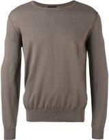 Z Zegna longsleeve sweatshirt - men - Cotton - S