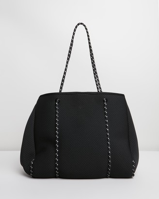 Atmos & Here Emma Black Tote Bag