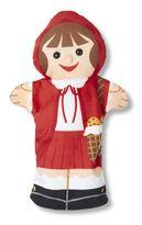 Melissa & Doug 4-pc. Fairy Tale Friends Hand Puppet Set