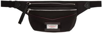 Givenchy Black Downtown Belt Bag