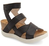 Fly London Women's 'Wege' Leather Sandal