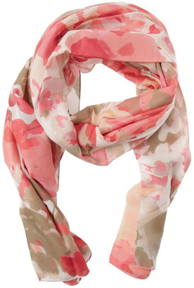 Innovare Made in Italy Waterflower Print Scarf