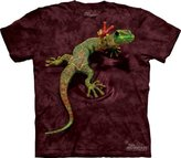 The Mountain Men's Peace Out Gecko T-shirt