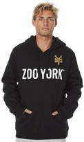 Zoo York Core Lock Up Mens Pop Hood Black