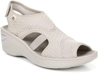 Bzees Dream Women's Washable Wedge Sandals