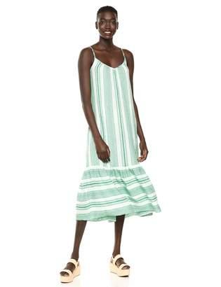 Velvet by Graham & Spencer Women's Lynda Malaga Jacquard Dress