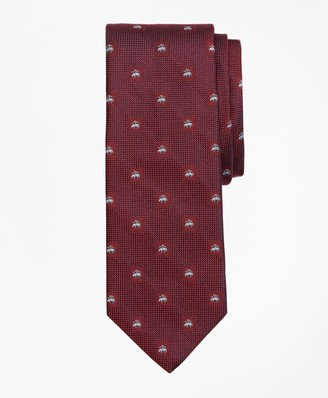 Brooks Brothers Square Golden Fleece Tie