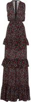 A.L.C. Brie Cutout Maxi Dress
