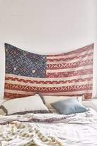 Magical Thinking Bandhani Americana Tapestry