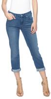 Level 99 Cuffed Denim Jeans