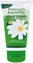 Herbacin Kamille Hand Cream - Tube by 2.5oz Cream)