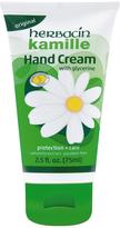 Herbacin Kamille Hand Cream - Tube by 2.5oz Cream)
