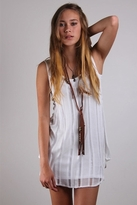 Nightcap Clothing Fable Tunic in White