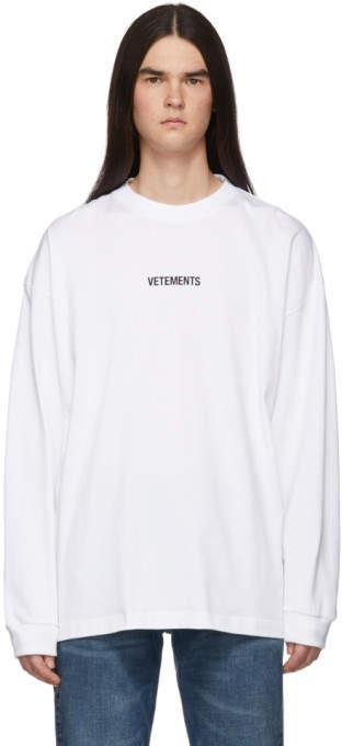 f0cb8891 Vetements Men's Shirts - ShopStyle