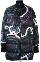 Emilio Pucci zipped padded coat