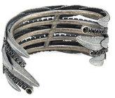 Marc Jacobs Crystal Embellished Cuff Bracelet