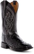 Lucchese Genuine Ostrich Cowboy Boot