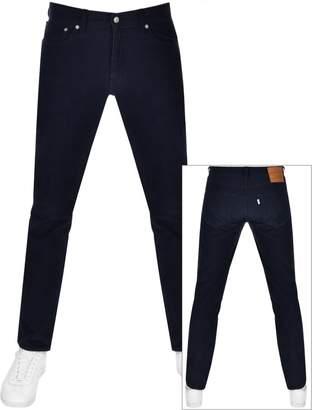 Levi's Levis 511 Slim Fit Corduroy Trousers Blue