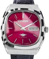 Citizen Automatic 21 Jewels Stainless Retro Japanese Mens Watch 1970s