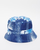 Hype Floral Drips Bucket Hat