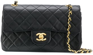 Chanel Pre Owned 1989 Classic Double Flap shoulder bag