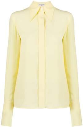 Victoria Beckham 70s collared shirt