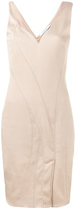 Givenchy Sleeveless Asymmetrical Dress