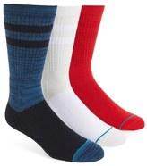 Stance 3-Pack Socks