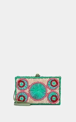 Sophie Anderson Women's Mia Raffia Crossbody Bag
