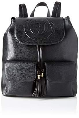 Trussardi Jeans T-easy City Quilt Bauletto Md Women's Top-Handle Bag,(W x H x L)