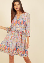 Improvised Delights A-Line Dress in S
