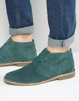 Red Tape Desert Boots In