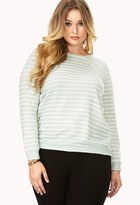 Forever 21 Classic Striped Sweater