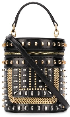 Pinko Roller Mix Studs tote bag