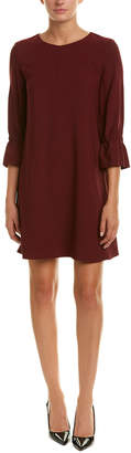 Alton Gray Shift Dress
