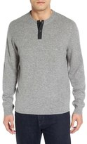 Nordstrom Cashmere Henley Sweater