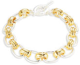 Lauren Ralph Lauren Cable Chain Toggle Bracelet