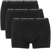 Bjorn Borg Men's 3 Pack Trunk Boxer Shorts