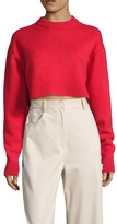 Tibi Women's Cashmere Ribbed Sweater