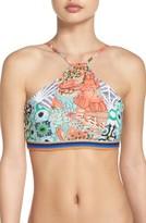 Maaji Women's Stayin' Alive Bikini Top