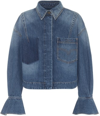 Valentino denim jacket