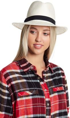 14th & Union Flat Weave Panama Hat